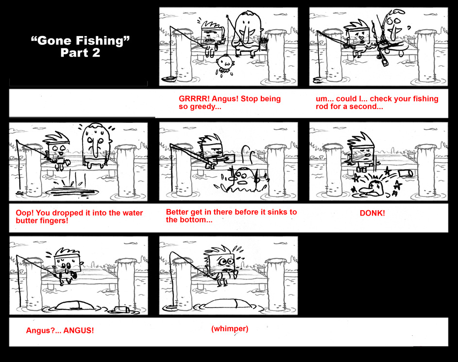 STORYBOARD Storyboard, Animation and Sketches - movie storyboard