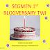 Segmen 1st Blogversary TWJ