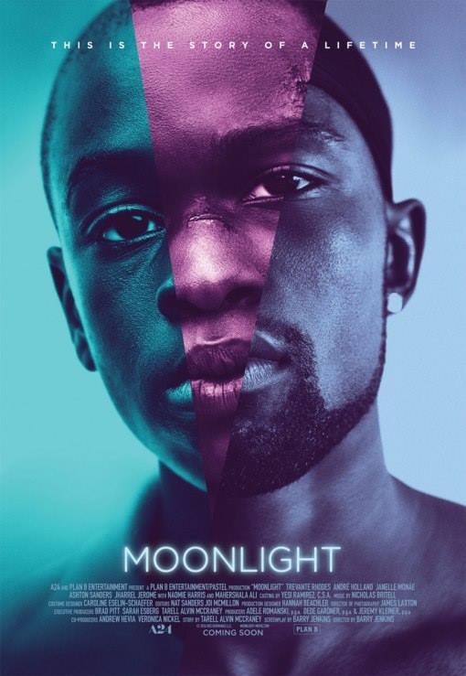 Đánh giá phim: Moonlight (2016)