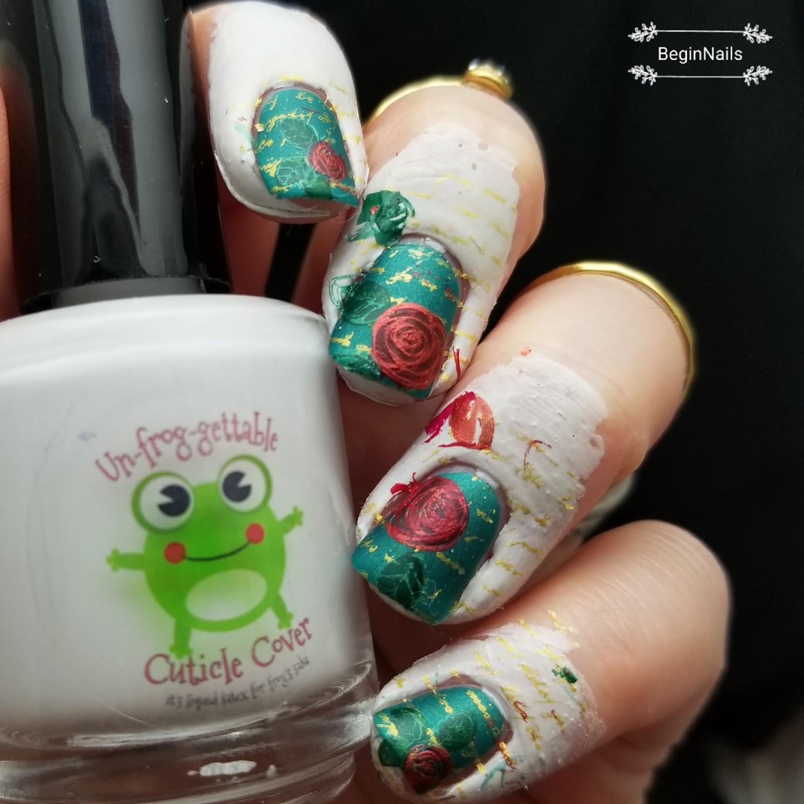 Let\'s Begin Nails: Atlanta TIS Creative Cuticles Nail Polish and ...