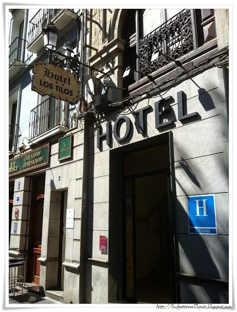 Los Tilos Hotel Review