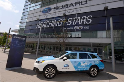Subaru Donates 50 Vehicles to Meals on Wheels