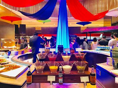 Amazing Thai Food Fiesta by Le Meridien Kota Kinabalu