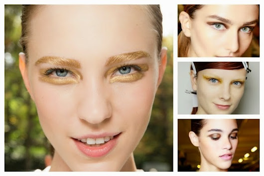 Make up Trend - Summer 2014