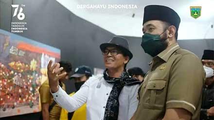 Walikota Padang Panjang Resmikan Tambo Art Center
