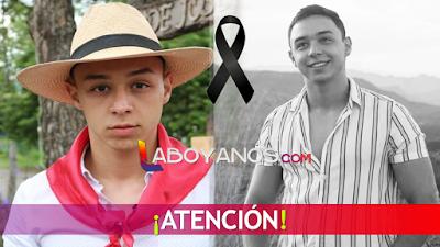 Dejan libres a los presuntos asesinos de joven universitario en Neiva