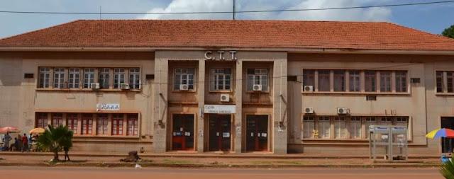 Image result for correios da guiné-bissau