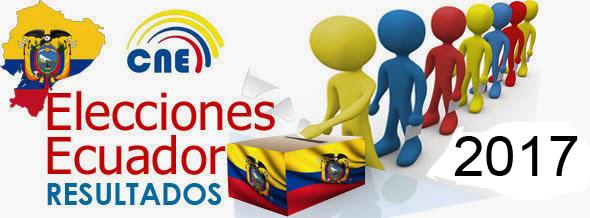 resultados elecciones 2017 ecuador