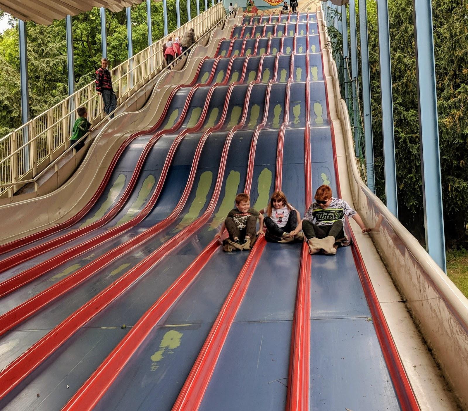 Duinrell Slides
