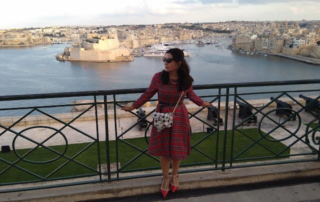 vintage-red-plaid-dress-sammydress
