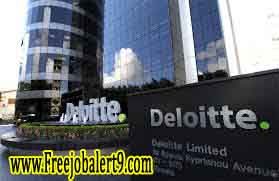 Deloitte Recruitment 2017 Jobs For Freshers Apply