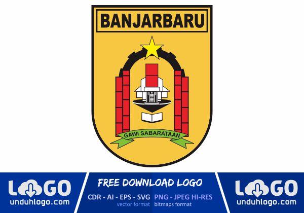 Logo Kota Banjarbaru