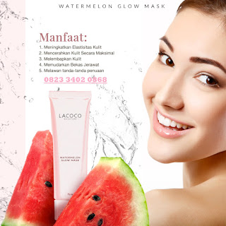 Watermelon Glow Mask