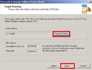 Steps to Export EDB to PST