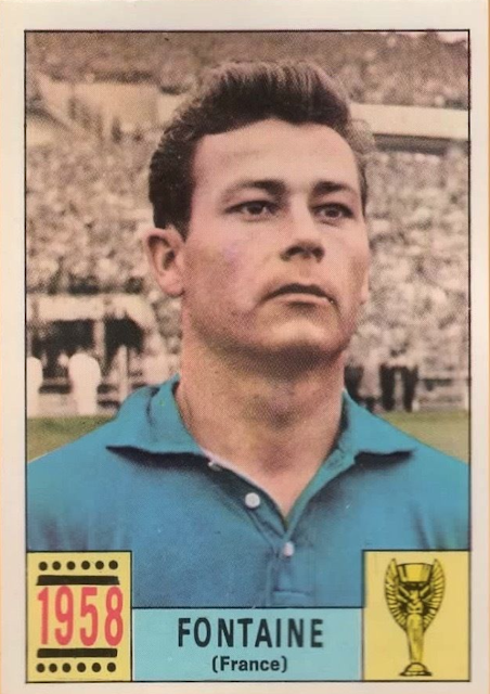 Figurina Just Fontaine Messico '70