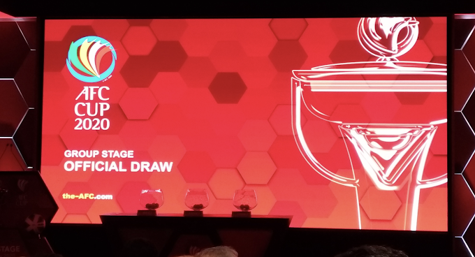 AFC and Champions League draw