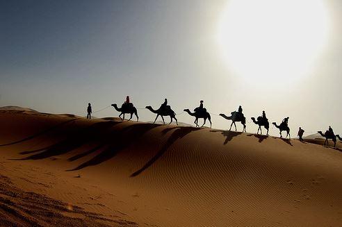 Cuaca Musim Haji dan Umroh
