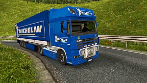 Michelin pack for DAF XF