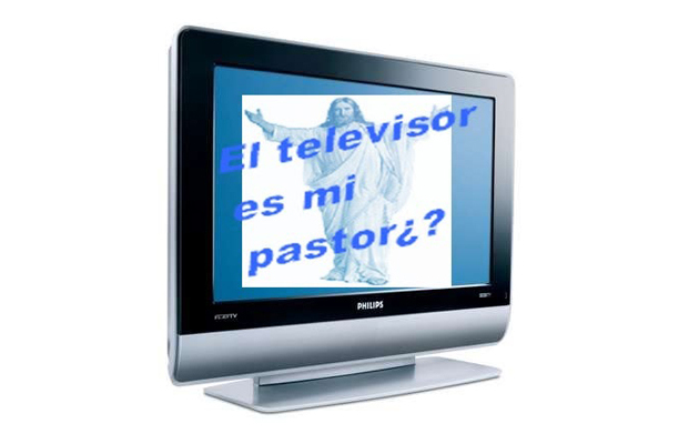 Cuidado con lo que ves en la televisión