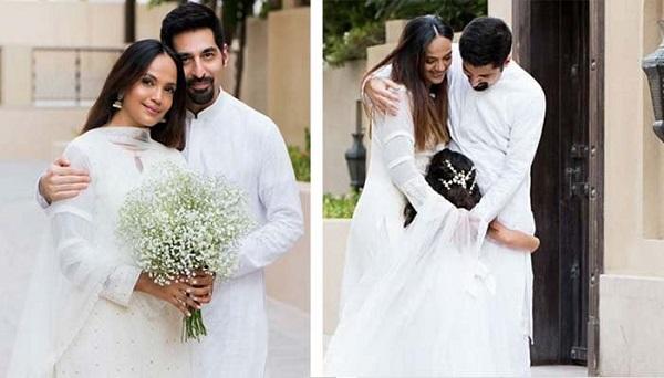 Amna Sheikh Gave Birth to Her First Child