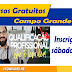 Curso gratuito de Auxiliar Administrativo Inglês Básico em Campo Grande-MS