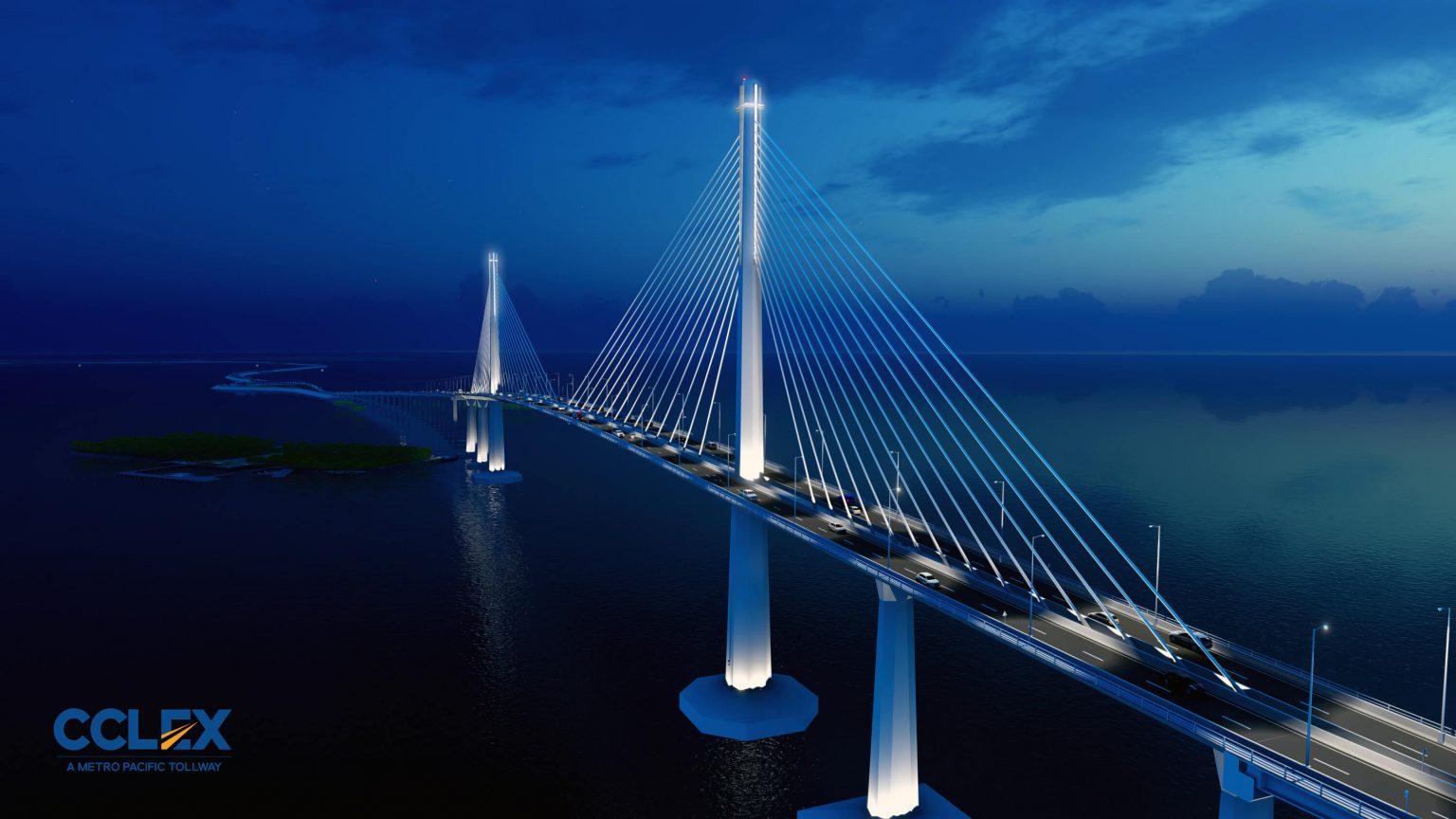 Cebu - Mactan Bridge (Cebu - Cordova Link Expressway) | Longest Bridge in the Philippines