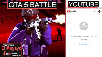 GTA 5 ahora tiene BATTLE ROYALE | El Muyayo