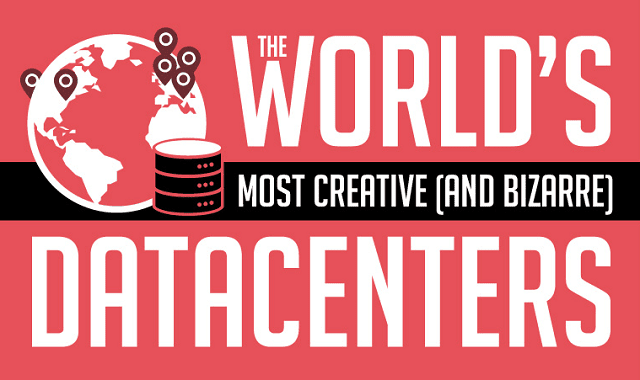 The World's Most Creative (and Bizarre) Data Centers