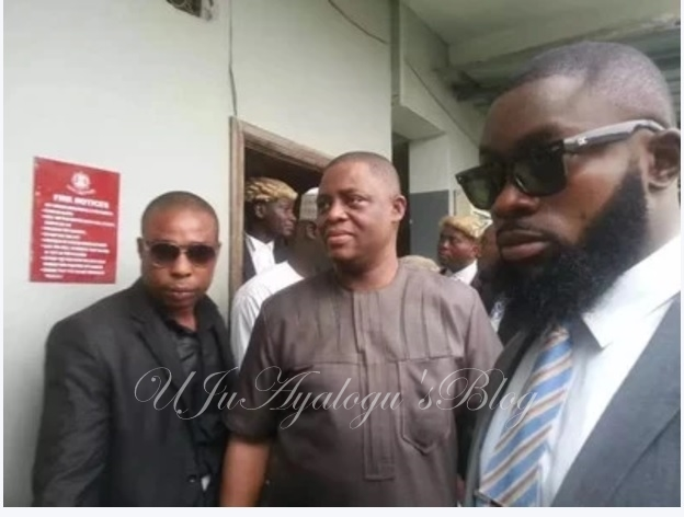 EFCC rearraigns Fani-Kayode in Lagos High Court