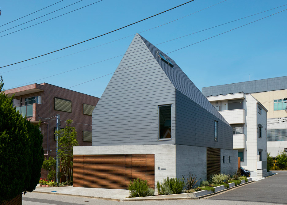 Japan It 39 S A Wonderful Rife U House Via Dezeen Magazine