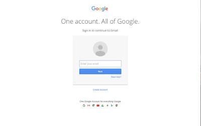 Berhasil Membuat Website Phising Gmail