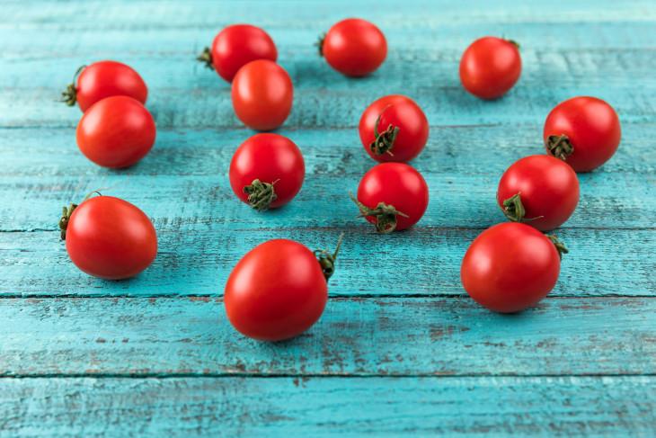 Pomidorai rudenines daržoves