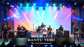 Lirik Lagu Banyu Tebu - Arif Kurniawan
