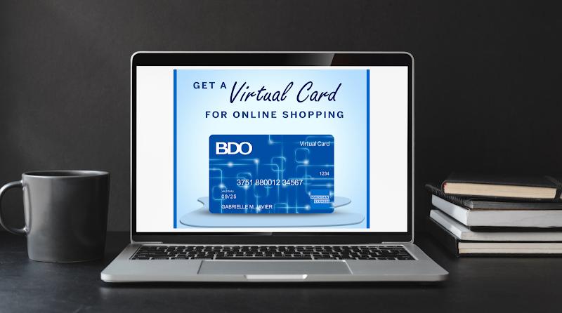 BDO American Express Virtual Card makes online shopping more convenient