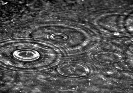 Αισθητά μειωμένες οι βροχοπτώσεις στη Ρόδο στο πρώτο τρίμηνο του 2020