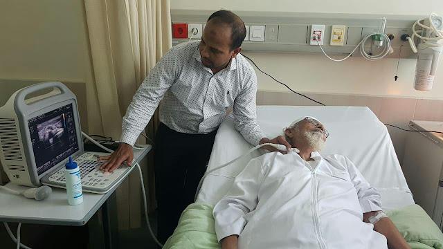 Abu Bakar Ba'asyir Dirawat di Rumah Sakit