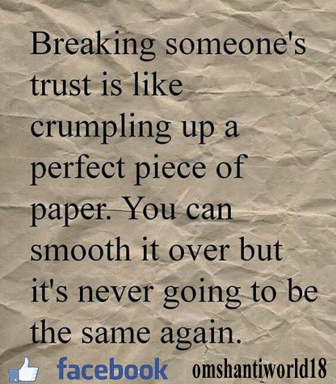 trusting quotes
