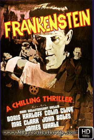 Frankenstein [1080p] [Latino-Ingles] [MEGA]