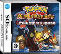 Pokemon Mundo Misterioso Exploradores de la Oscuridad  NDS mega