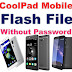 Coolpad All Mobile Flash Firmware Download Without Password By MobileflasherBD