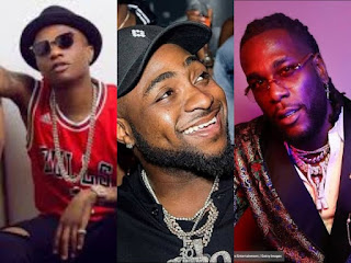 Wizkid And Burna Boy Are Ganging Up Against Me But It Won't Work - Davido Blows Hot