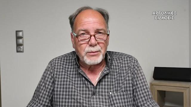 Λ. Καρκαλέτρης: Πιέστηκα από υποψήφιο Δήμαρχο για να προβώ σε κατηγορίες κατά του κου Κωστούρου (βίντεο)