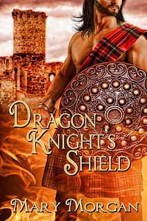Dragon Knight's Shield by Mary Morgan