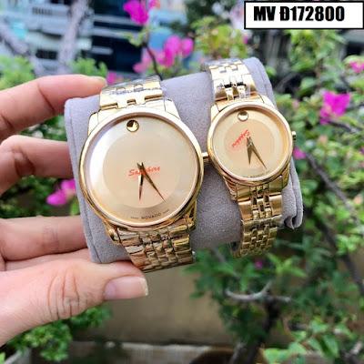Đồng hồ cặp đôi MV Đ172800