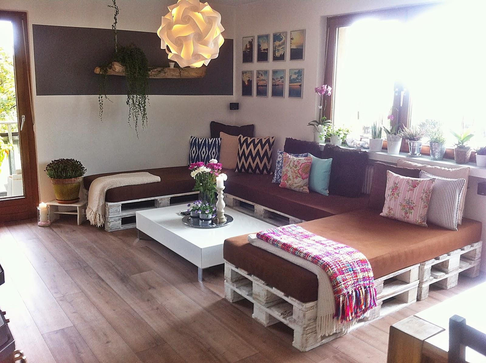 S Bastelkistle Roomtour Wohnzimmer