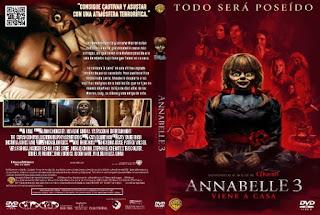ANNABELLE 3 - VIENE A CASA - ANNABELLE COMES HOME - 2019