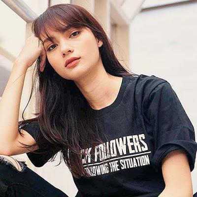 Dinda Annisa pemeran Nyi Seruni di Kembalinya Raden Kian Santang (KRKS)