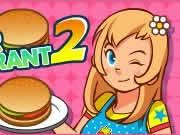 لعبة المطعم وطبخ البرجر 2