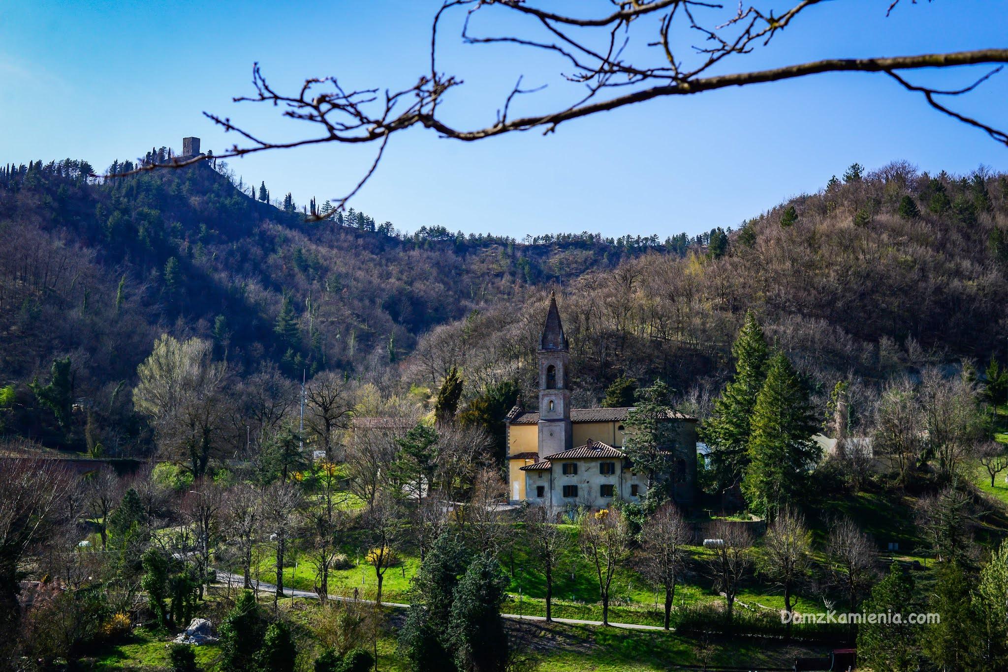 Biforco, Marradi, Dom z Kamienia blog o życiu w Italii