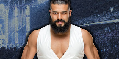 Andrade Dropping The U.S. Title?